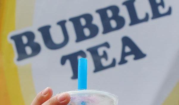 Modegetränk Bubble Tea schwappt nach Europa (Foto)