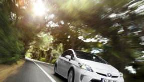 Modellpflege für Toyota Prius und Aygo (Foto)
