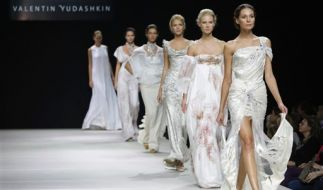 Models Russia Fashion Week (Foto)