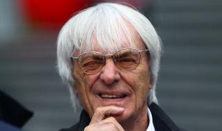 Möglicher Börsengang der Formel 1 (Foto)
