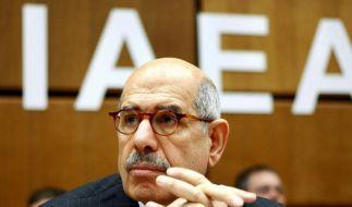 Mohammed el Baradei (Foto)