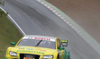 Molina holt DTM-Pole für Audi - Tomczyk nur 14. (Foto)