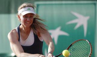 Mona Barthel in Kopenhagen im Viertelfinale (Foto)