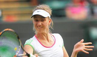 Mona Barthel soll für Andrea Petkovic nach London fahren. (Foto)