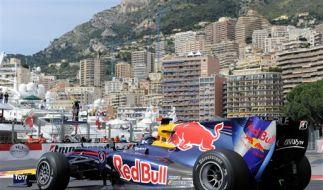 Monaco F1 GP Auto Racing (Foto)