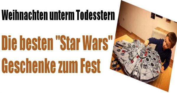 weihnachten unterm todesstern die besten star wars. Black Bedroom Furniture Sets. Home Design Ideas