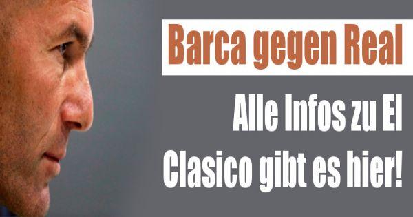 el clasico live sehen