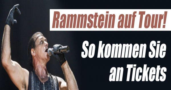 rammstein tour 2016 die rocker live in berlin sehen tickets und tourdaten. Black Bedroom Furniture Sets. Home Design Ideas
