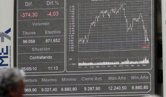 Moody's prüft weitere Herabstufung Spaniens (Foto)