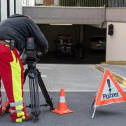 Mord an Bankier: Leiche des Tatverdächtigen gefunden (Foto)