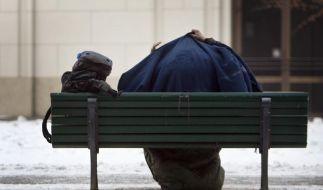 Mordprozess: Obdachloser wegen zehn Cent getötet (Foto)