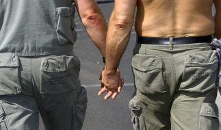 Mordserie an Homosexuellen-Treffs (Foto)