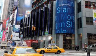 Morgan Stanley macht trotz Schuldenkrise Gewinn (Foto)