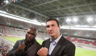 Mormeck gegen Klitschko (Foto)