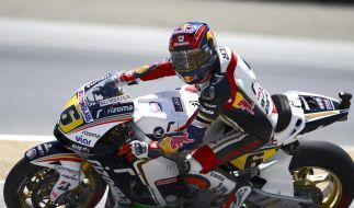 MotoGP-Pilot Bradl Siebter in Laguna Seca (Foto)