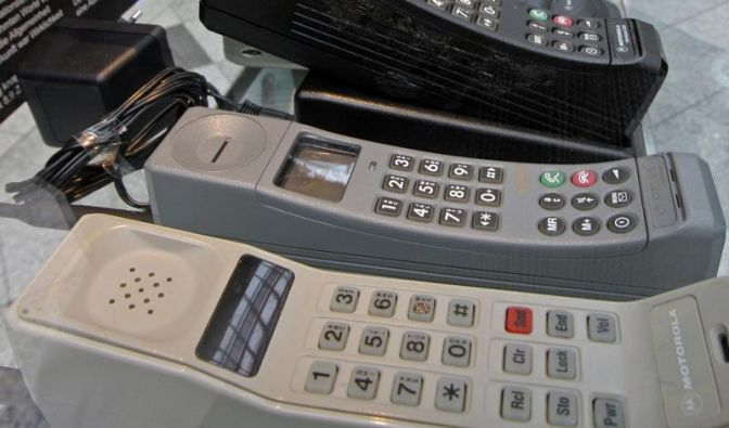 Motorola: Schwächelnder Mobilfunk-Pionier (Foto)