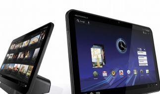 Motorola und Asus: Erste Tablets mit Android 3.0 (Foto)