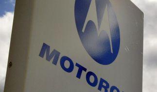 Motorola verdient Geld dank Smartphones (Foto)