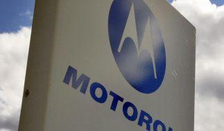 Motorola verliert Geld trotz Smartphone-Boom (Foto)