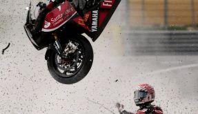 Motorrad-Piloten bleiben gefährdet (Foto)