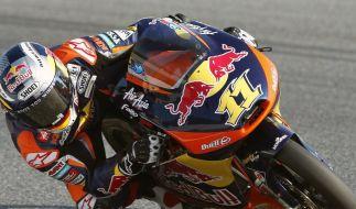Motorrad-WM: Cortese 2. in Barcelona - Bradl 8. (Foto)