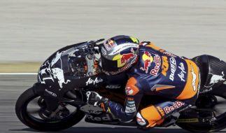 Motorradpilot Cortese überzeugt bei ersten Tests (Foto)