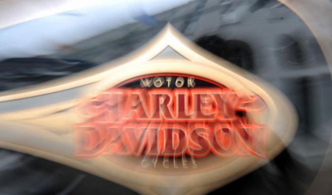 Motorräder von Harley-Davidson sind begehrt (Foto)