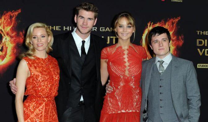 MTV-Filmpreise: «Hunger Games» und «Brautalarm» Favoriten (Foto)