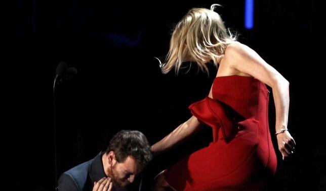 MTV Movie Awards: Kristen Stewart und Charlize Theron als Hingucker. (Foto)