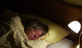 Müde im Winter: Ausschlafen laut Experte ratsam (Foto)
