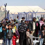 Müller fordert EU-Milliarden-Programm für Syriens Nachbarn (Foto)
