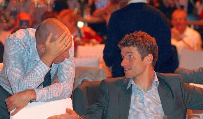 Müllers schlaflose Nacht: Kann es noch nicht fassen (Foto)