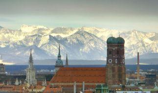 München und Pyeongchang im Vergleich (Foto)