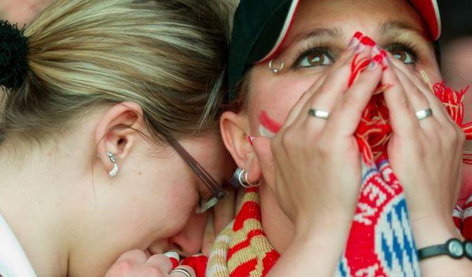 Münchens Finaltraum geplatzt - Bayern-Fans trauern (Foto)