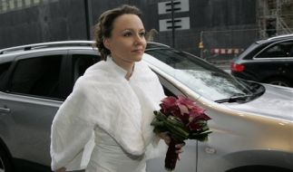 Muentefering Hochzeit (Foto)