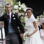 Unerhört! Menü-Karte von Pippas Hochzeit bei eBay aufgetaucht (Foto)
