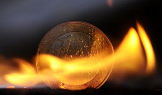 Müssen wir den Euro bald einschmelzen? (Foto)