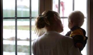 Mütter im Gefängnis (Foto)