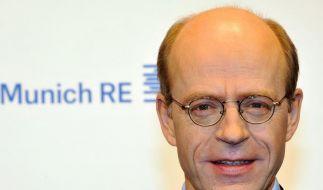 Munich-Re-Chef für Zerschlagung der Großbanken (Foto)