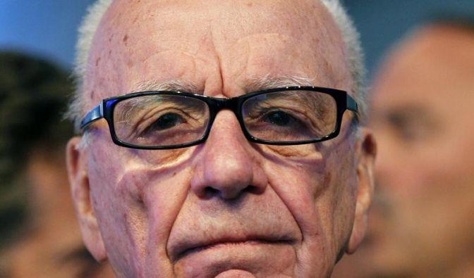 Murdochs Medienimperium wird aufgespalten (Foto)