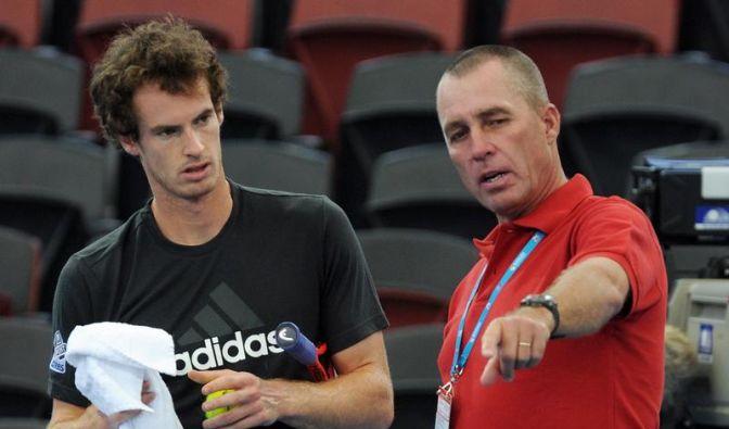 Murray und Lendl: Duo mit Gemeinsamkeiten (Foto)