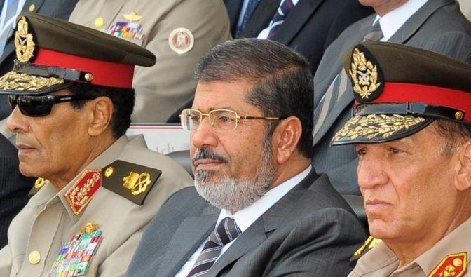 Mursi greift nach der ganzen Macht (Foto)
