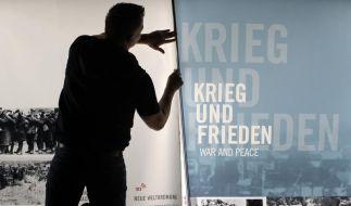 Museum über Nürnberger Prozesse (Foto)