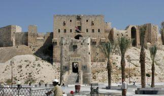 Museumsdirektor: Kulturerbe Syriens von Zerstörung bedroht (Foto)