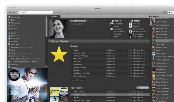 Musik-Streaming: Die Auswahl ist groß (Foto)