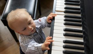 Musikalische Früherziehung (Foto)