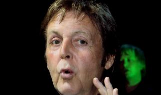 Musikwelt ehrt Ex-Beatle McCartney (Foto)