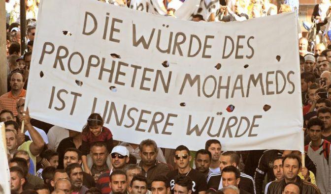 Muslime in Deutschland wollen gegen Islam-Video protestieren (Foto)