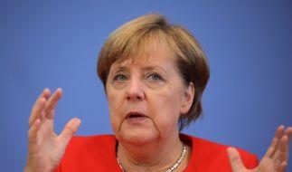 Muss Angela Merkel wegen Hochverrats mit juristischen Konsequenzen rechnen? (Foto)