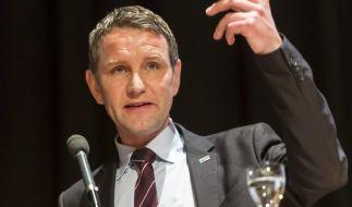 Muss Björn Höcke nun mit einer Strafanzeige rechnen? (Foto)